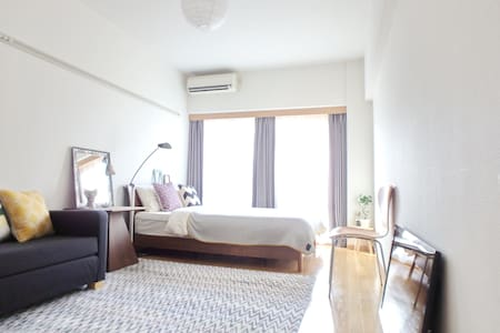 Sta,JR Kyoto  3min , Perfect place! - Appartement