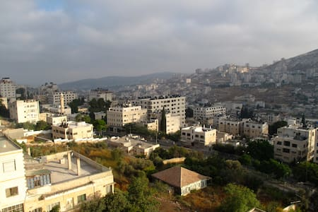 Nice apartment in Nablus city - Nablus