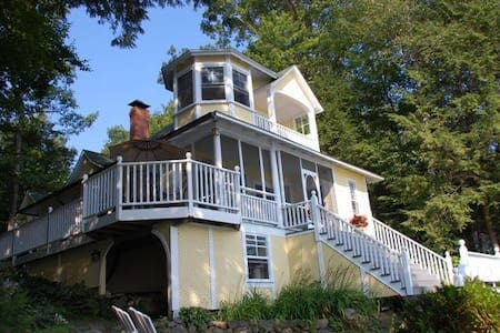 Lake Muskoka Cottage - House