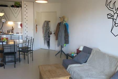 Appartement au calme, lumineux, avec balcon - Lejlighed