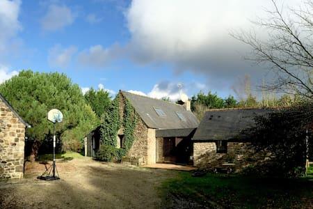 Maison en pleine Campagne - Saint-Jean-du-Doigt
