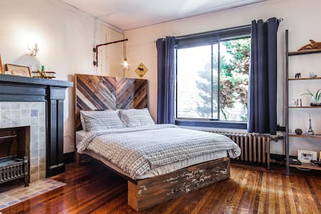 Kitsilano Character Apartment by the Beach - Vancouver - Lejlighed