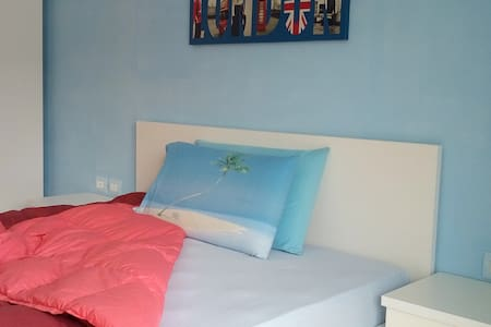 Cosy couple flat near the sea Vlore - Apartament