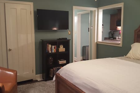 PRIVATE Midtown Suite-MINS from Overton Sq, CY, DT - Memphis - House