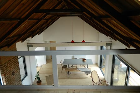 Dungeness Beach Retreat with sea views - Bungalow