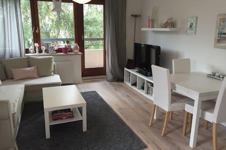 Ruhige Lage, Sofa und Dachterasse - Apartmen
