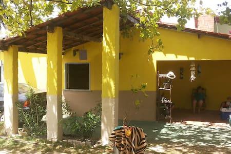 Casa de Praia do Cajueiro em Flecheiras - CE - Mundaú - Casa
