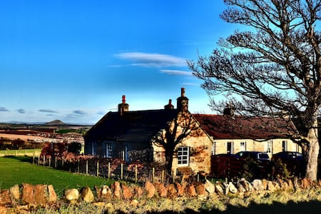 TRAPRAIN FARM HOLIDAY COTTAGE - East Lothian - Huis