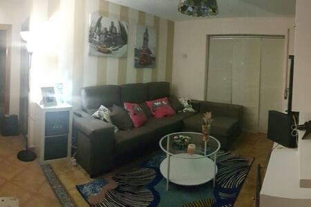 Apartamento Cómodo y Agradable Cerca Del Centro - Madrid - Apartemen