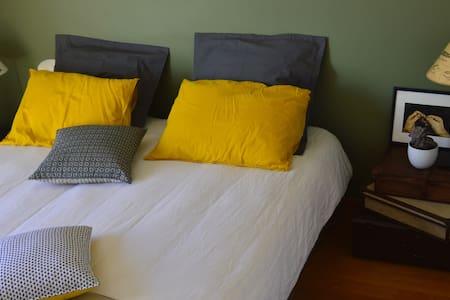 Maison d'hôtes et table d'hôtes - Bed & Breakfast