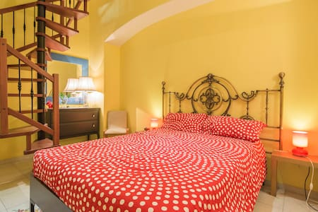 Studio with panoramic kitchen - Sant'Agnello - Bed & Breakfast