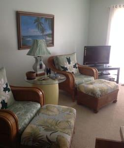 Great deal at beach-front complex - Condominium