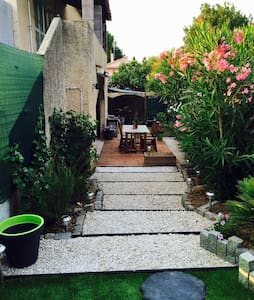 Appart rez de jardin 55m2 - Vidauban - Apartment