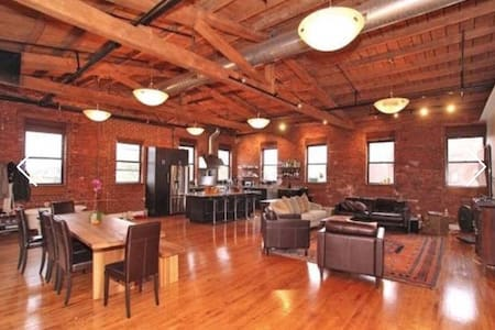 Beautiful Loft & Recording Studio - Philadelphia - Loft