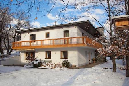 Herzlich willkommen in den Tiroler Bergen - Apartamento