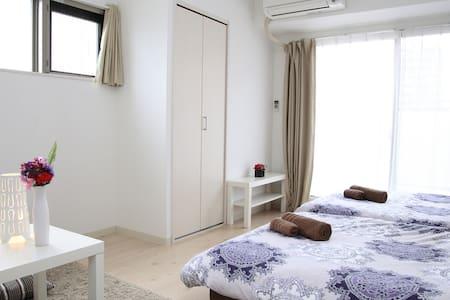 Osaka Dotonbori Namba cozyroom 601 - Chūō-ku, Ōsaka-shi - Appartamento