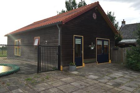 Huis met tuin nabij Oosterschelde. - Poortvliet - Hus