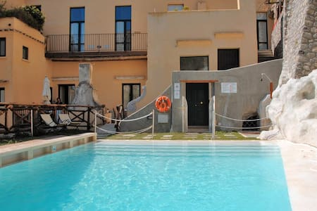 Loft Apt - pool - Amalfivacation.it - Amalfi