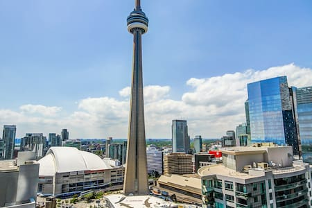 Luxurious 2 bedroom condo in the heart of the City - Toronto - Appartement