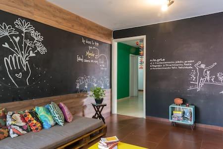 Casa Astral - Quarto Amarelo - Apartment