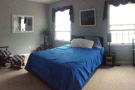 Clean room, close to UD, Longwood & Amish country - Casa