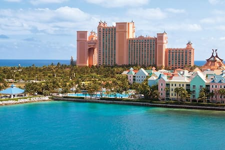 Harborside Resort at Atlantis-12/31/16 thru 1/7/17 - Lyxvåning