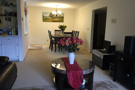 Furnished Beautiful Room For Rent - Mountain View - Διαμέρισμα