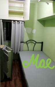 Cozy room for rent in GA Tower - Mandaluyong City - Loft