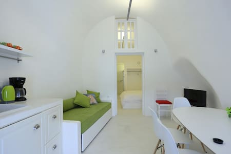 CHELYS 2 architect's semicave villa - Vothonas