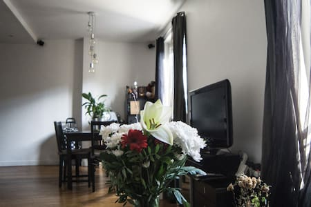 Chambre dans appartement cosy - Paris - Bed & Breakfast
