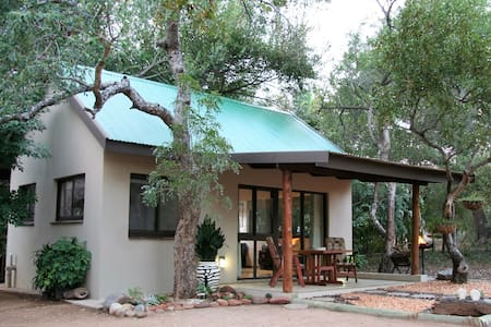 baBUSHka Self Catering Cottage & Kruger Safaris - Hoedspruit - House