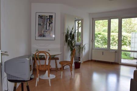 Ruhige 1 Zi-Wohnung am Engl. Garten - Apartamento