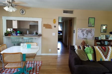 Dundee Oasis. Minutes from all the Omaha action! - Omaha - Apartment