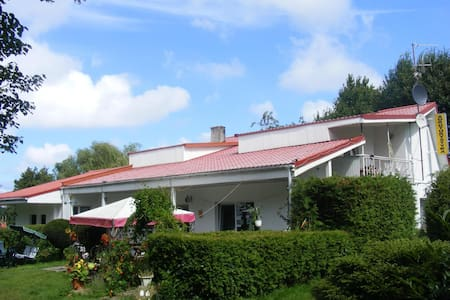 Agritourism,rooms for rent all year - Chłopy