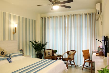Sunny Sanya-Honeymoon Room & 2 buffet breakfasts - Bed & Breakfast