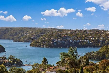 Luxury 5* 2bed apartment with stunning water views - Cremorne - Flat