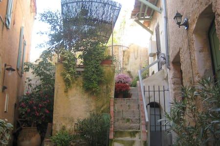 Artists house in provençal village - Hus