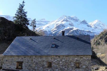 Grange 10 pers. entièrement rénovée à Gavarnie - Luz-Saint-Sauveur