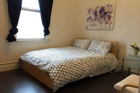 Newly Renovated Nob Hill Apartment - San Francisco - Apartment