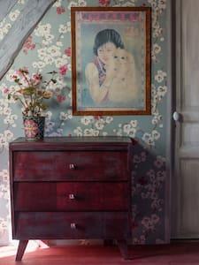 la chambre aux cerisiers - Bed & Breakfast