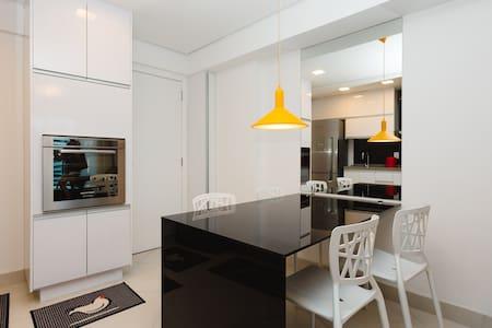 APARTAMENTO MOBILIADO BEIRA MAR - Apartment