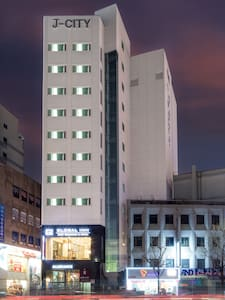 GLOBAL INN 부산 남포동호텔  - Lejlighed