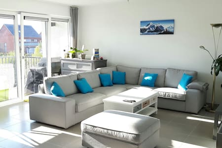 Appartement cosy à Gembloux - Appartement
