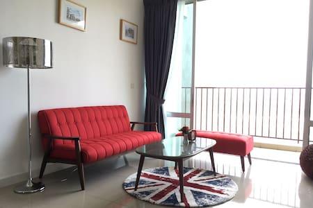 Family Suite near Sutera Mall - Ortak mülk