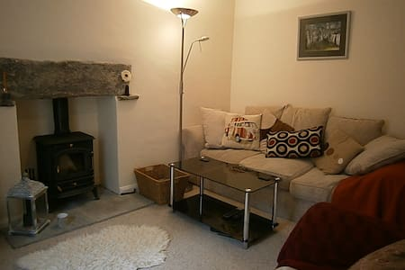 Double room in beautiful Sedbergh, in the Howgills - Hus