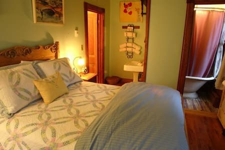 Bay View Room - Bed & Breakfast