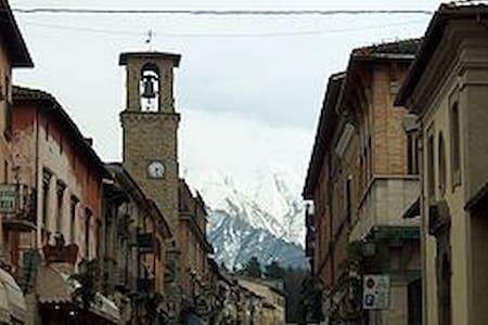 Bilocale montagna all'Amatriciana - Amatrice - Apartemen