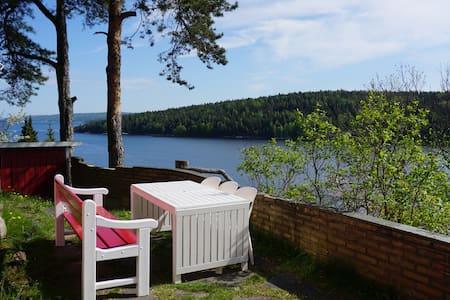 Hytte med utsikt over Oslofjorden - Cabin