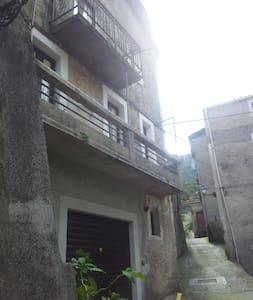'A Casa 'A Rocca - Papasidero