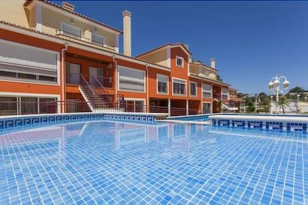 Vila Palmeira Apartment - Tomar - Apartament